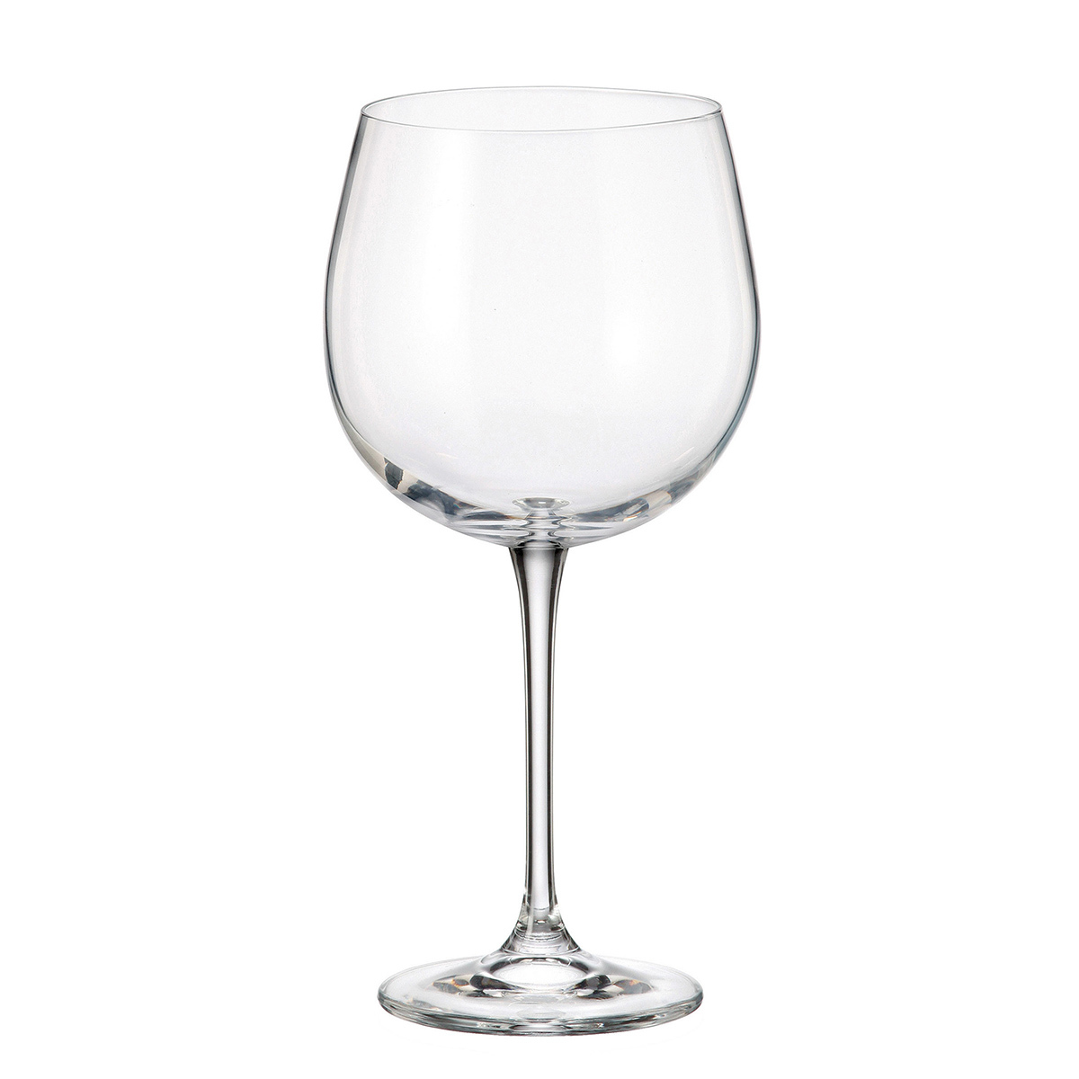 Набор из 6 бокалов для вина Crystalite Bohemia Fulica, 670 мл