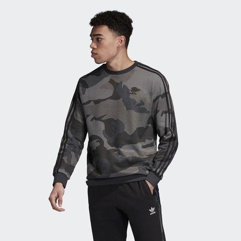 Свитшот мужской adidas ORIGINALS CREWNECK