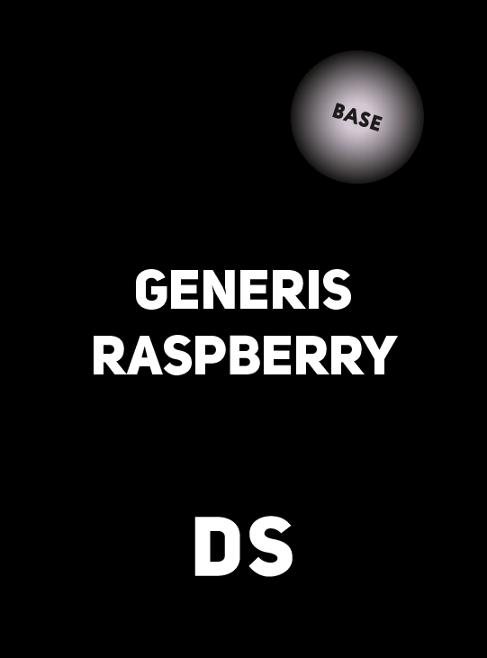 Аксессуар DS BASE GENERIS RASPBERRY 100