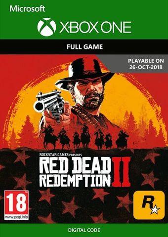Xbox Store Россия: Xbox One Red Dead Redemption 2 (цифровой ключ, русские субтитры)