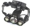Налобный фонарь FA-3T6 88000W 12000 Lumens
