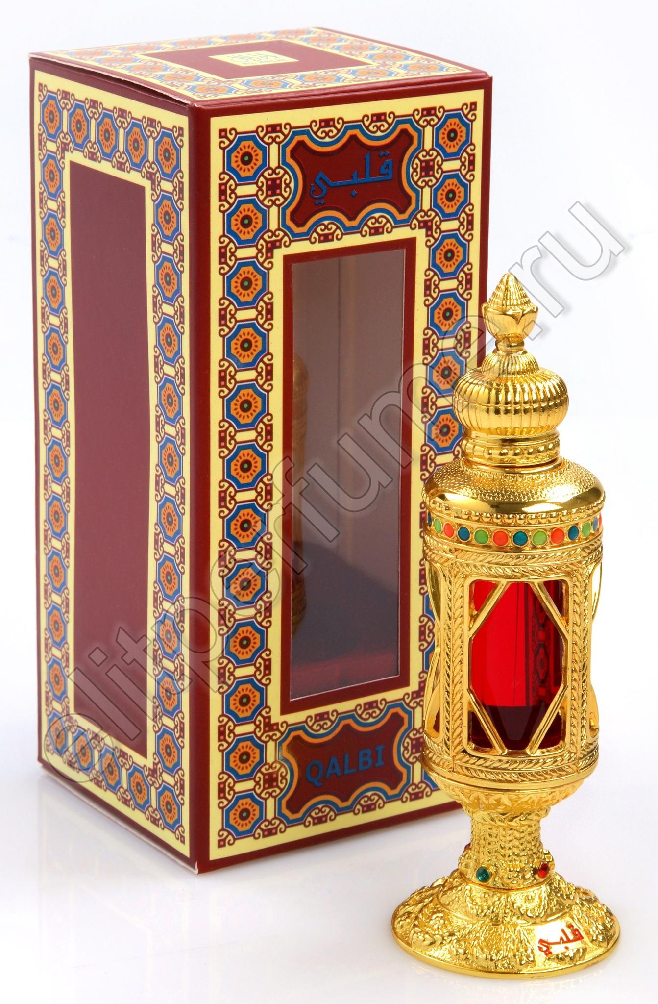 Кальби Qalbi 18 мл арабские масляные духи от Аль Харамайн Al Haramain Perfumes