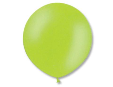 Большой шар зеленый