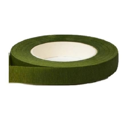 Тейп Лента 13мм*28м, цвет:оливковый, Китай