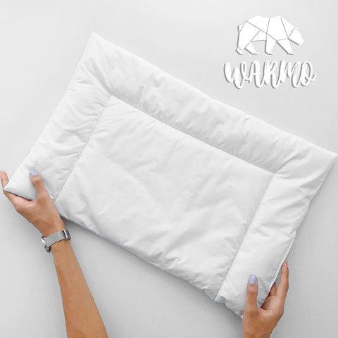 дитяча ортопедична подушка тонка 40 на 60 см