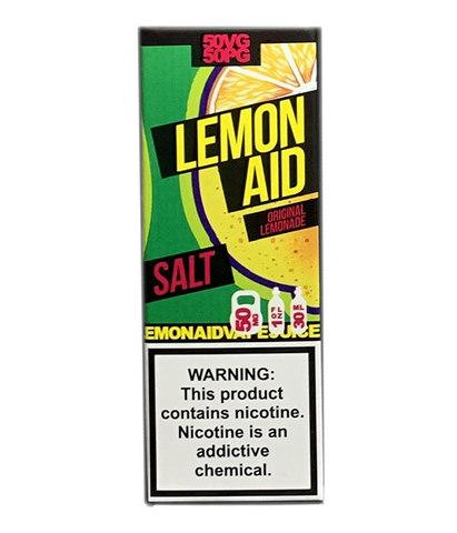 Lemon Aid Salt - Original Lemonade 30 мл