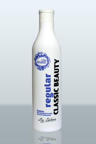 Liv delano Classic Beauty Шампунь для ежедневного ухода для всех типов 500г