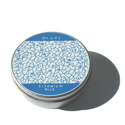 Подшипники BLURS Titanium Blue