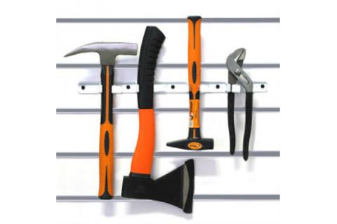 Планка с 4-мя зажимами для инструментов
