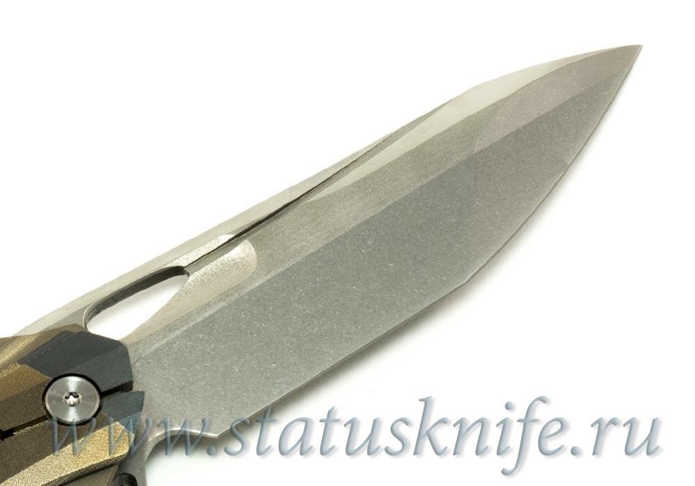 Нож CKF Кастом GEOMCOL Десептикон-1 А.Коныгин - фотография