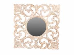 Зеркало Мирор Карвед (Mirror Carved MK-3206-CE) Античный бежевый