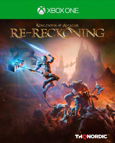 Xbox One Kingdoms of Amalur Re-Reckoning (русская версия)