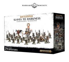 Battleforce Slaves to Darkness Godsworn Warband