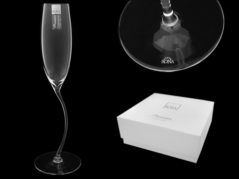 Premium набор бокалов для вина «Cassiopea», 240 мл.