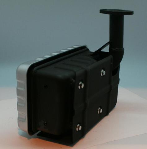 Глушитель DDE DPG9551E/DPG10551E/DPG10553E (53100-G5AA-02W4)