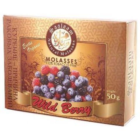 SAALAAM - Дикие ягоды