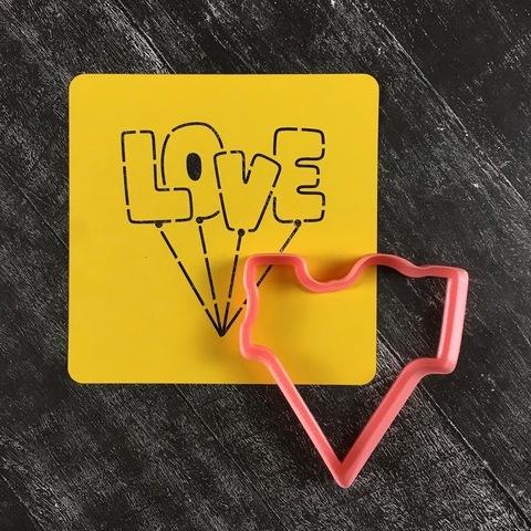Любовь №13 / love Шарики