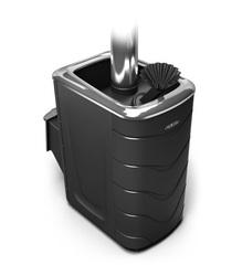 Банная печь Гейзер 2014 Carbon ДН ЗК антрацит