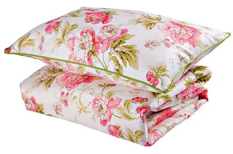 Комплект: покрывало fresh rose 220х220 см + 2 наволочки 50х70 см