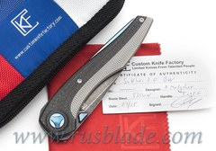 CKF Sukhoi v 2.0 BW Knife