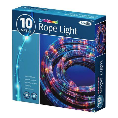 LED світловий шнур дюралайт купити 10 м