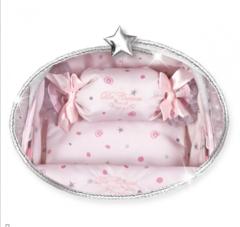 DeCuevas Коляска для куклы с рюкзаком серии Мария, 60см (складная) (85034)