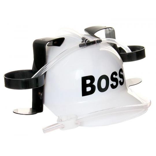 цена на Каска с подставкой под банки Boss