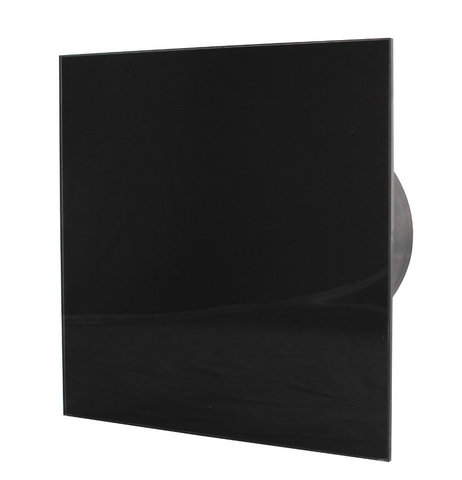 Сверхмощный вентилятор MMotors JSC MMP-169 стекло - Черный