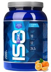 Спортивный изотонический напиток RLINE ISOtonic Big 2000 гр. Апельсин, витамины-минералы