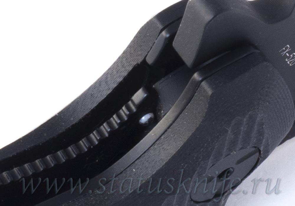 Нож FOX knives модель 520 DESERT FOX - фотография