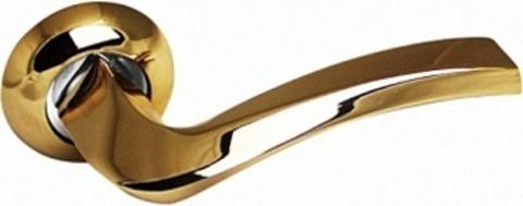 Ручка раздельная  А-50 PB золото