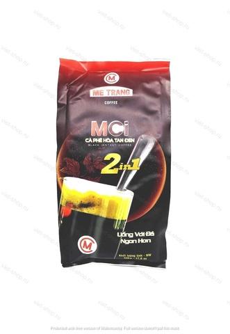 Вьетнамский растворимый кофе Me Trang MCI, 2 в 1 (кофе+сахар), 500 гр.