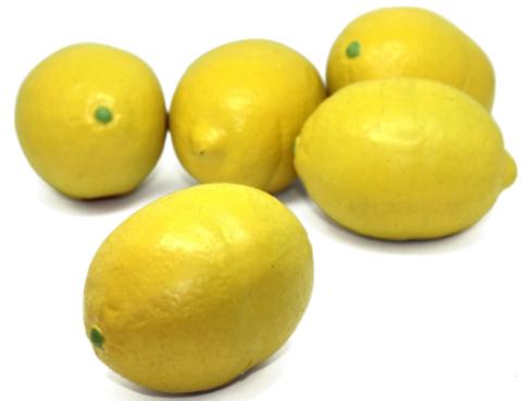 Появление лимона (резина)