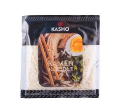 Лапша пшеничная вареная стерилизованая  Рамен Kasho 150 г