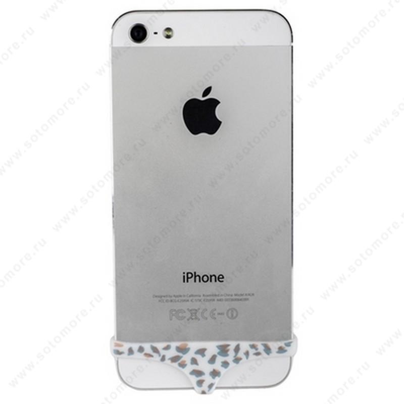 Чехольчик бикини для Apple iPhone 5s/ 5/ 4s /4 вид 16