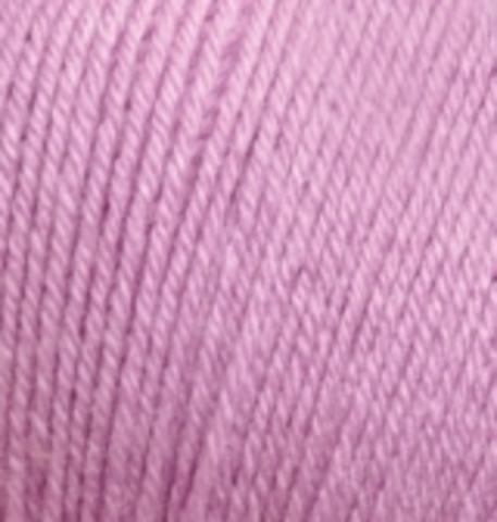 Пряжа Baby wool ( Alize) 672 Нежно-розовый, фото
