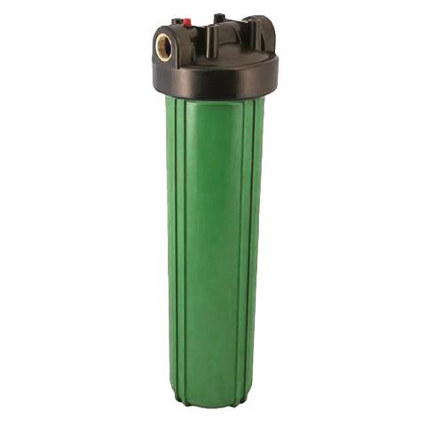 Магистральный фильтр ITA-36 ВВ Премиум (колба ВВ20), зеленый, (ИТА), арт.F20136