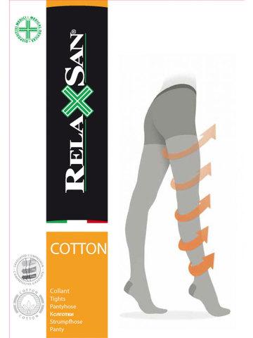 Колготки Art. 840 Collant 140 Cotton Relaxsan