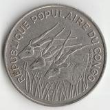 1975 SR1935 Конго 100 франков