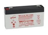 Аккумулятор EnerSys Genesis NP1.2-6 ( 6V 1,2Ah / 6В 1,2Ач ) - фотография