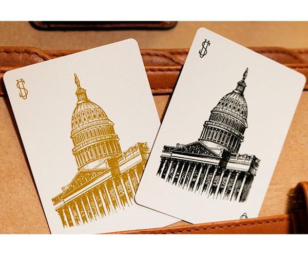 Игральные карты Bicycle Capitol