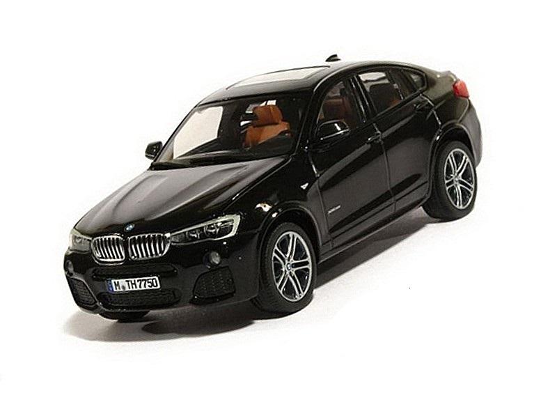 Коллекционная модель BMW X4 2015