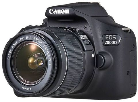 Canon EOS 2000D Kit 18-135mmf/3.5-5.6 IS