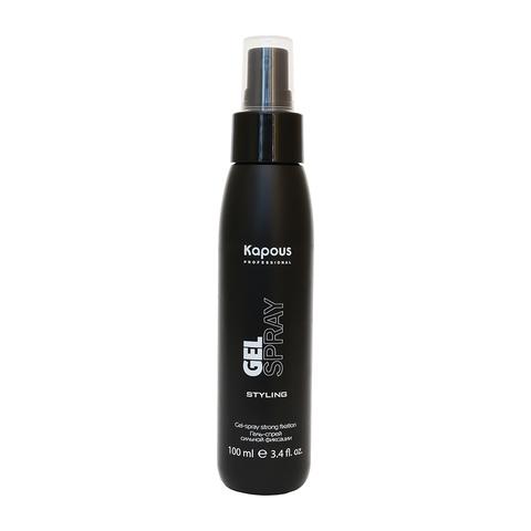 Гель-спрей для волос сильной фиксации