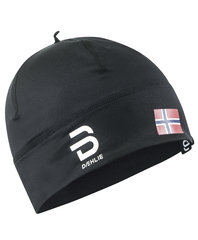 Шапка Bjorn Daehlie Hat Polyknit Flag Black