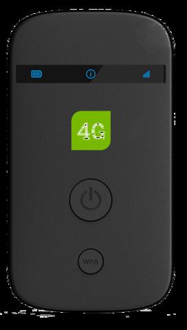 ZTE MF90 3G/LTE/Wi-Fi Мобильный роутер