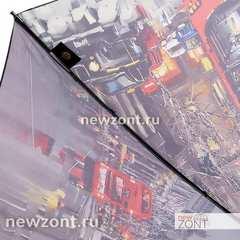 Зонт-трость Lamberti полуавтомат лондонский double decker