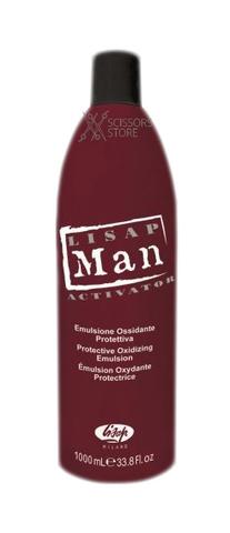 Проявляющая эмульсия Lisap Man Activator 6% 20 vol. 1000 мл