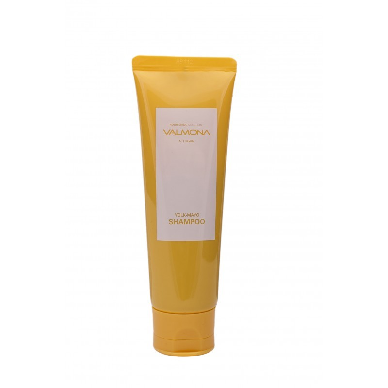"Основной уход Шампунь для волос VALMONA ""ПИТАНИЕ Nourishing Solution Yolk-Mayo Shampoo, 100 мл"" valmona_yolk_mayo_shampoo_100_ml.jpeg"