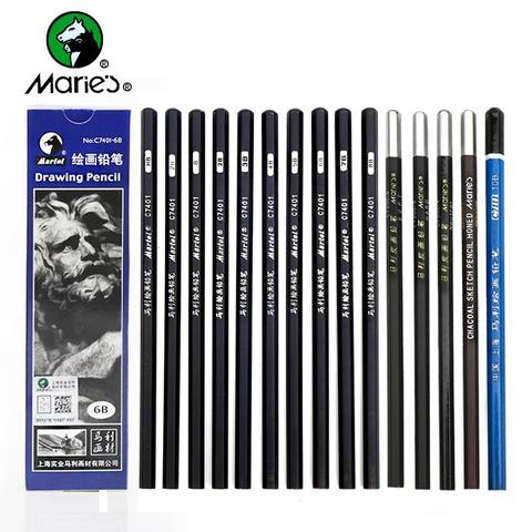 Чернографитный карандаш MARIE`S